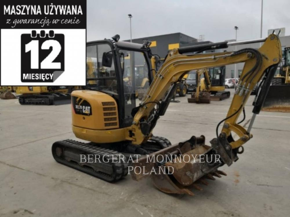 Detail photo of 2013 Caterpillar 302.7 DCR from Construction Equipment Guide
