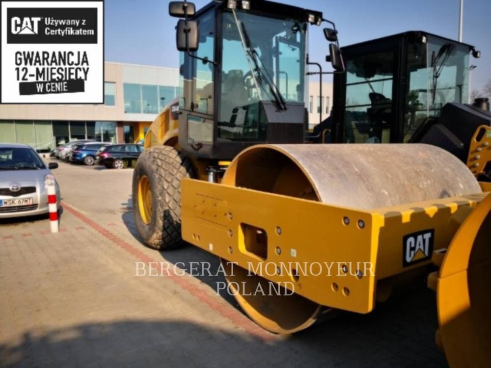 Detail photo of 2018 Caterpillar CS64B from Construction Equipment Guide