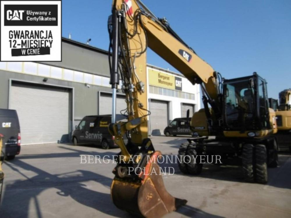 Detail photo of 2014 Caterpillar M313D from Construction Equipment Guide