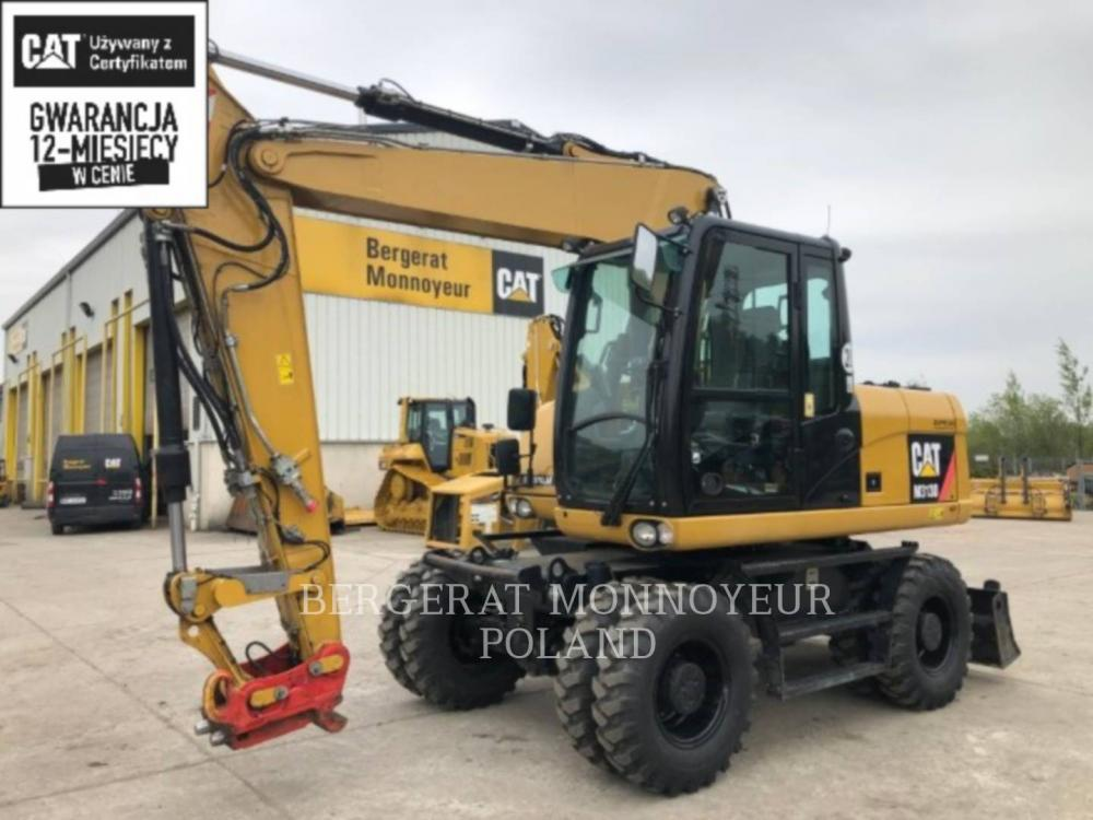 Detail photo of 2016 Caterpillar M313D from Construction Equipment Guide