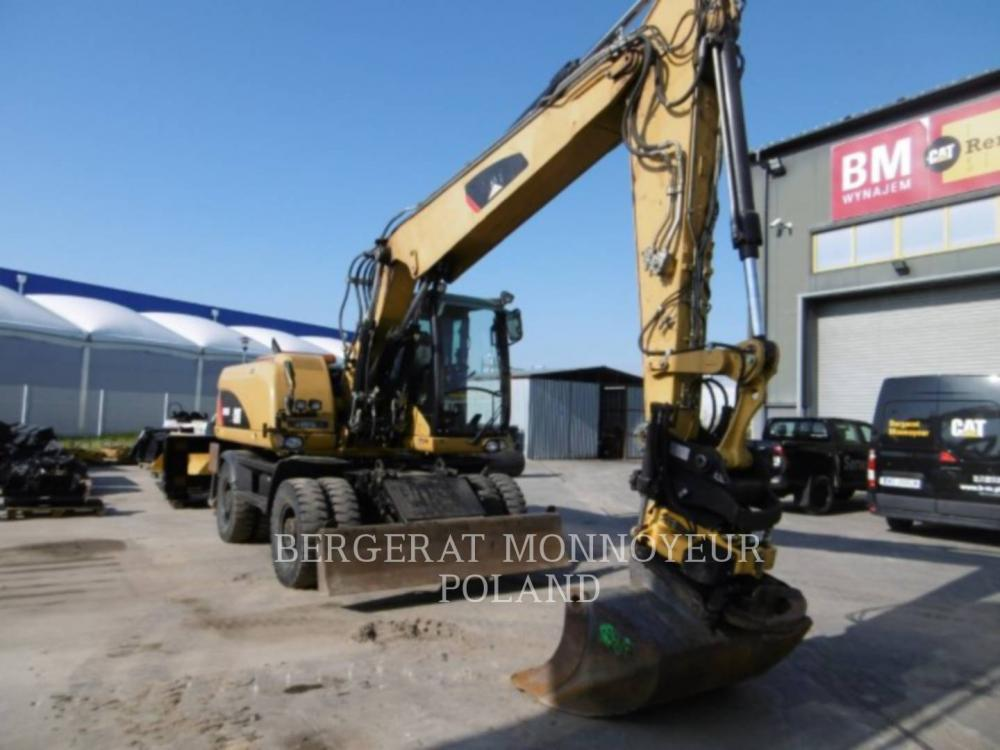 Detail photo of 2007 Caterpillar M315D from Construction Equipment Guide