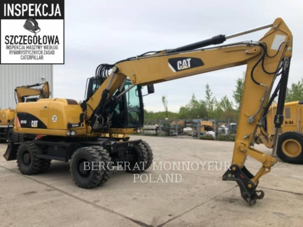 Detail photo of 2011 Caterpillar M315D from Construction Equipment Guide