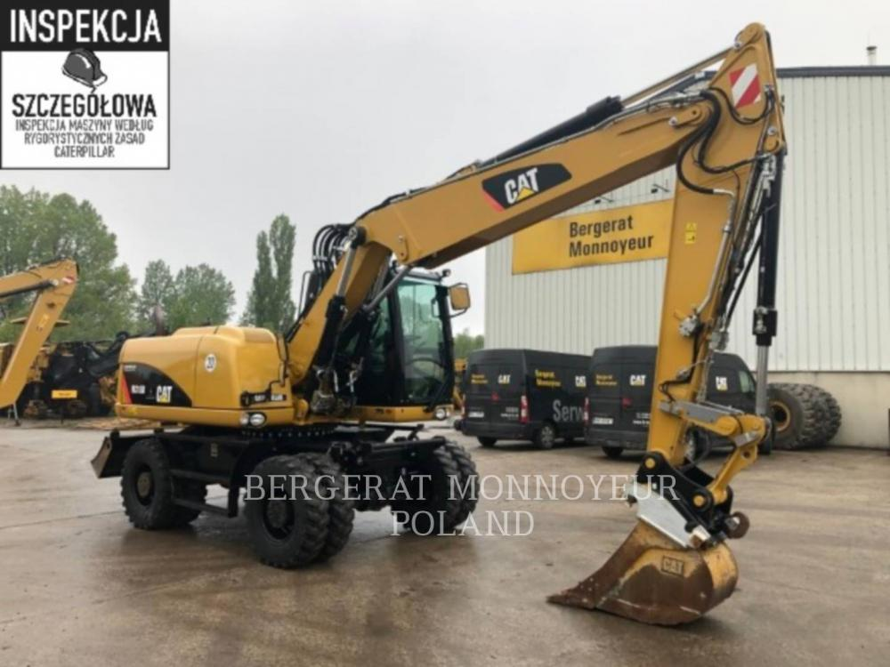 Detail photo of 2015 Caterpillar M315D from Construction Equipment Guide