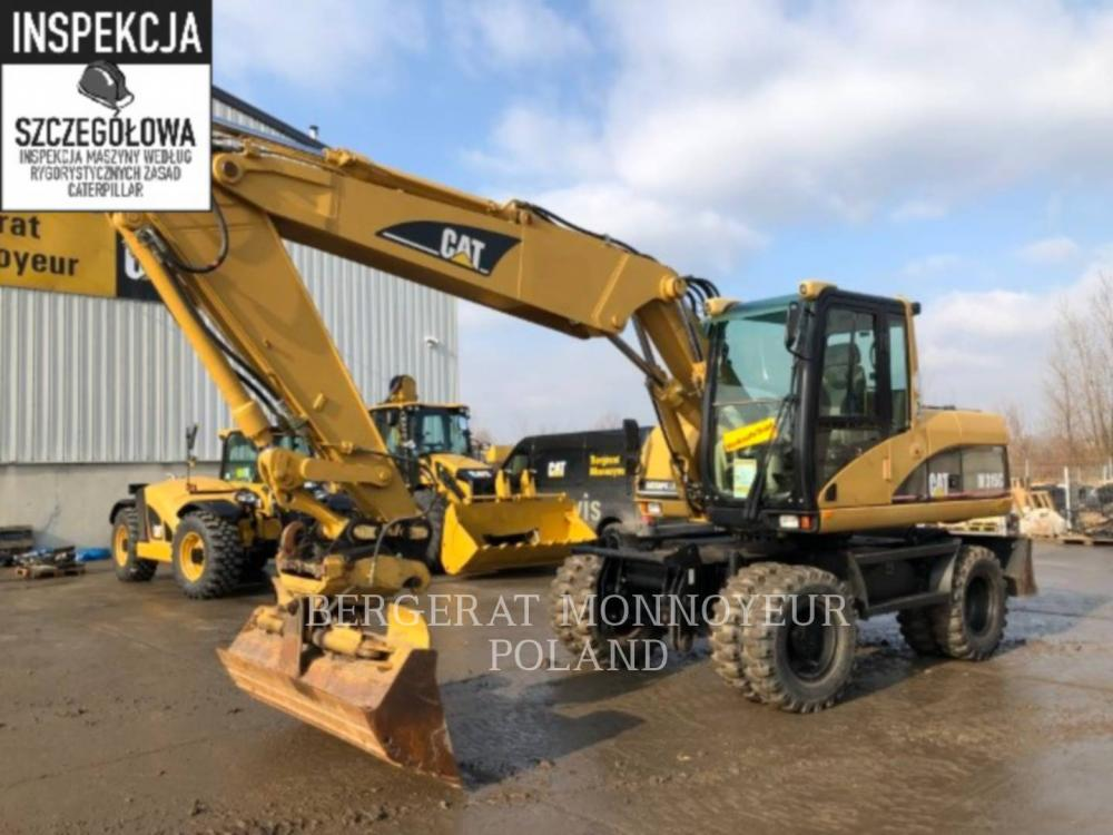 Detail photo of 2004 Caterpillar M315C from Construction Equipment Guide