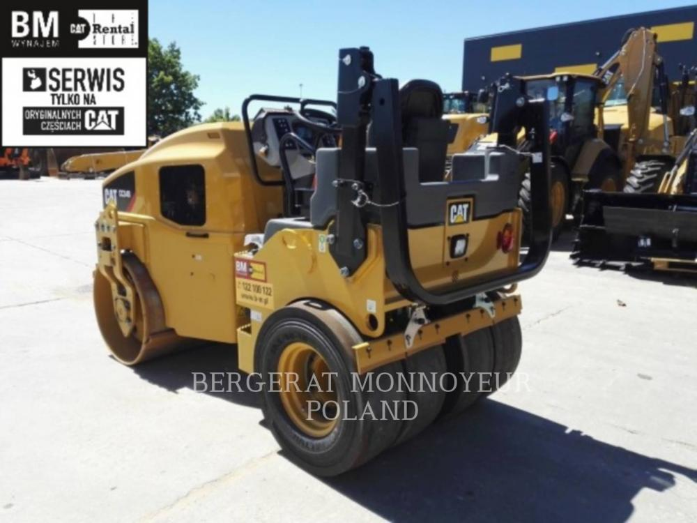 Detail photo of 2018 Caterpillar CC34B from Construction Equipment Guide