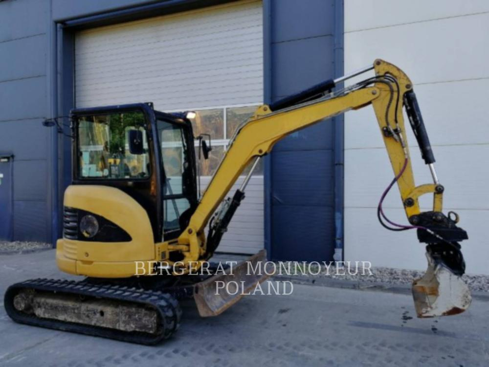 Detail photo of 2011 Caterpillar 303.5DCR from Construction Equipment Guide