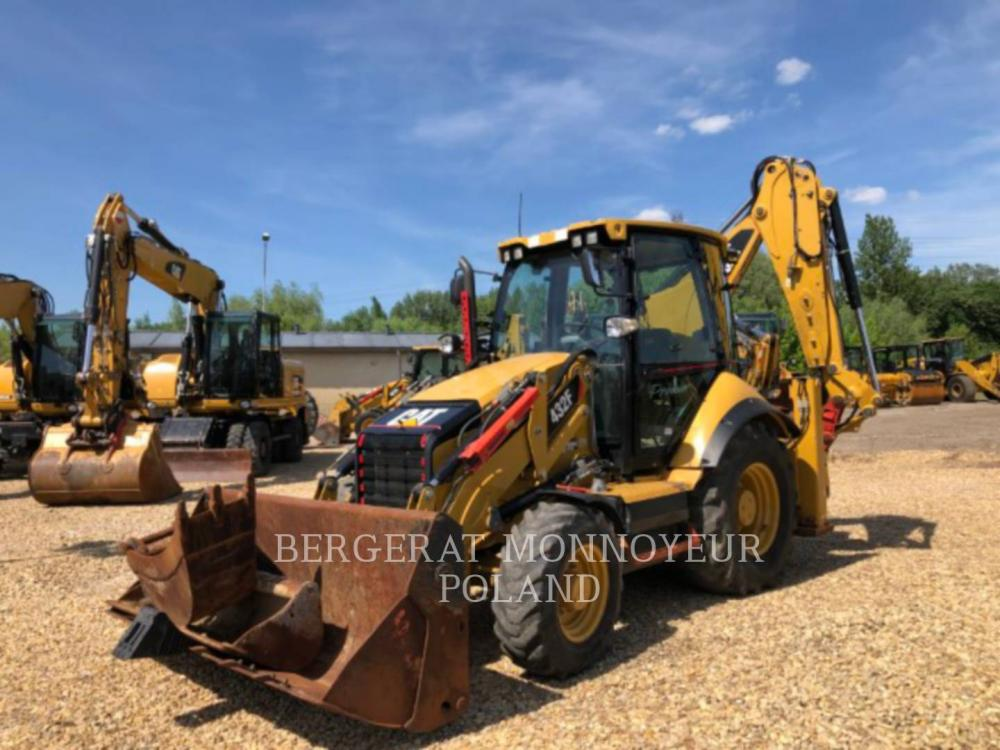 Detail photo of 2014 Caterpillar 432F from Construction Equipment Guide