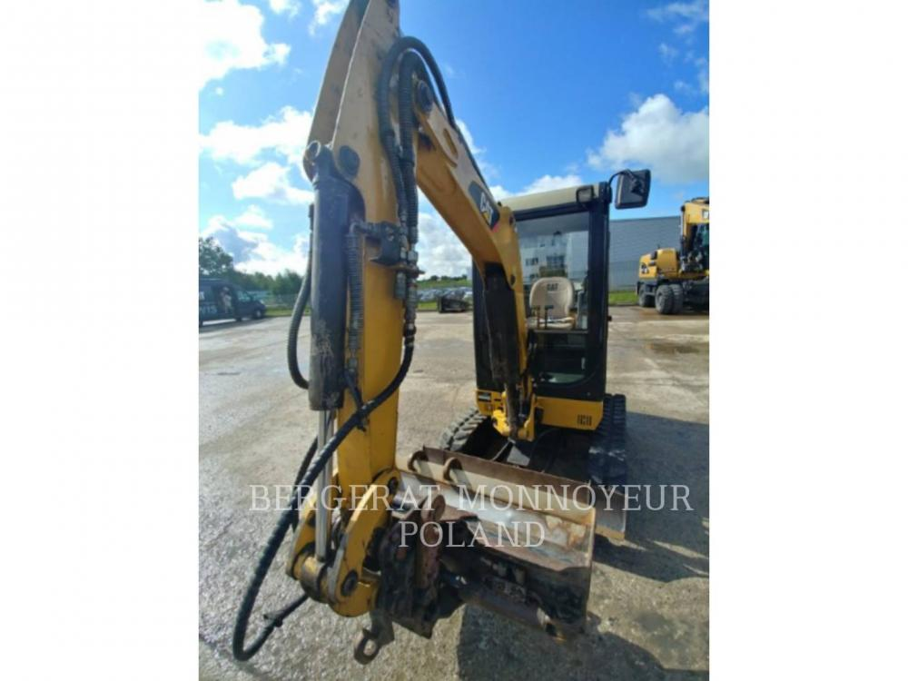 Detail photo of 2011 Caterpillar 301.8C from Construction Equipment Guide