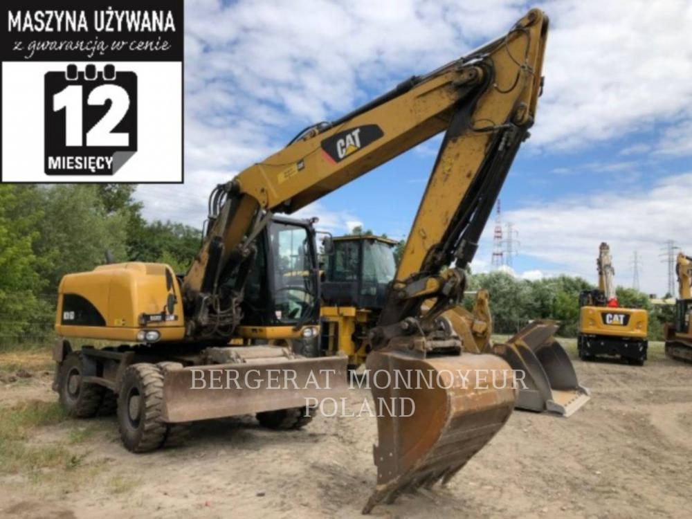 Detail photo of 2014 Caterpillar M316D from Construction Equipment Guide