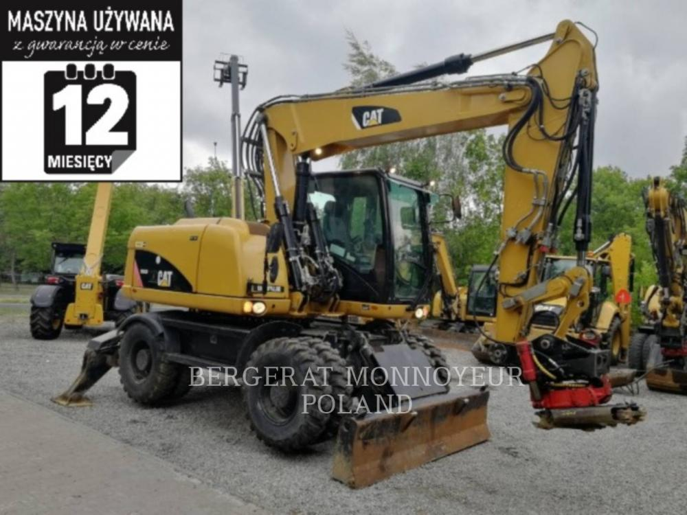 Detail photo of 2011 Caterpillar M313D from Construction Equipment Guide