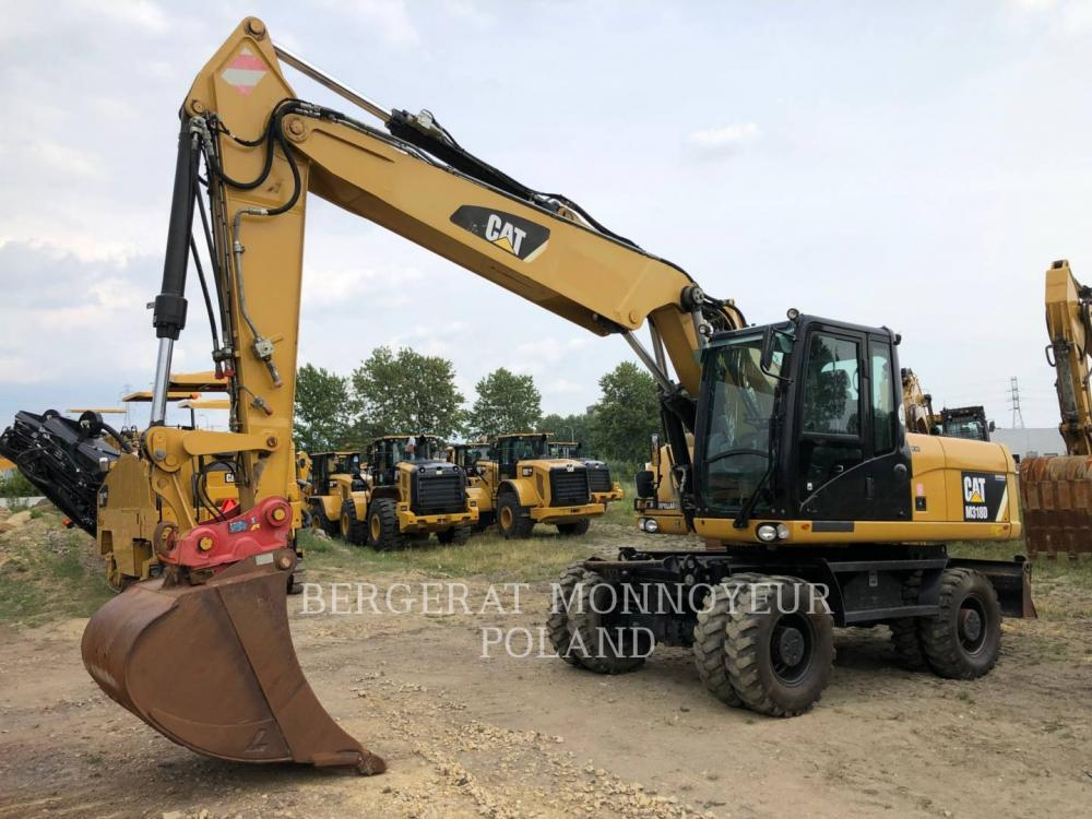 Detail photo of 2012 Caterpillar M318D from Construction Equipment Guide