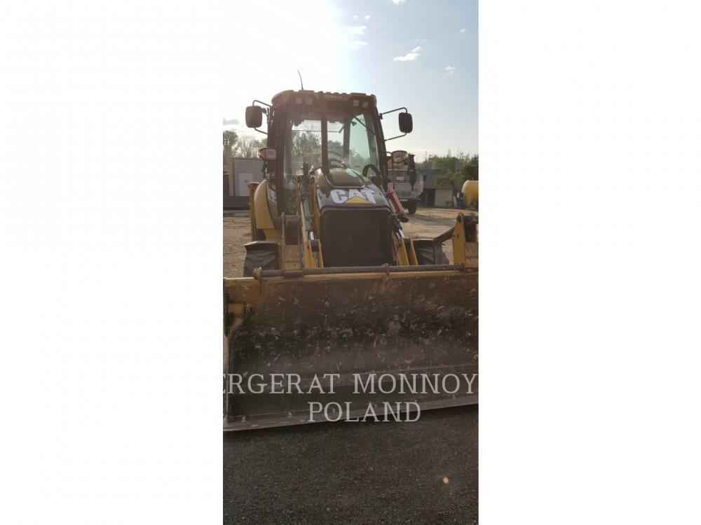 Detail photo of 2010 Caterpillar 428E from Construction Equipment Guide