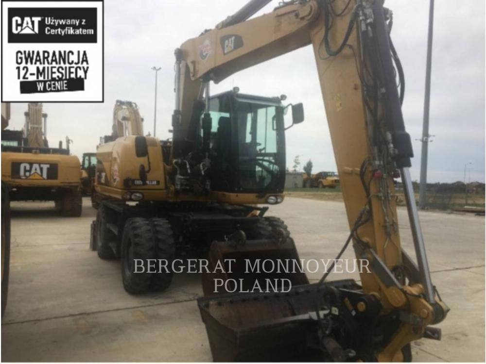 Detail photo of 2015 Caterpillar M313D from Construction Equipment Guide
