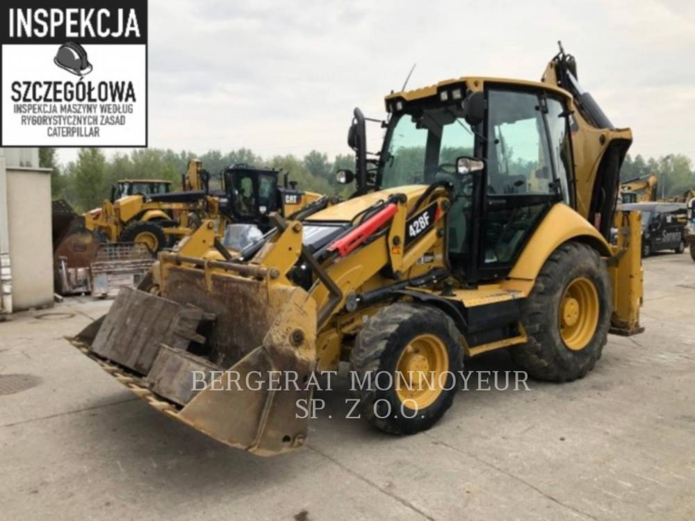Detail photo of 2014 Caterpillar 428F from Construction Equipment Guide