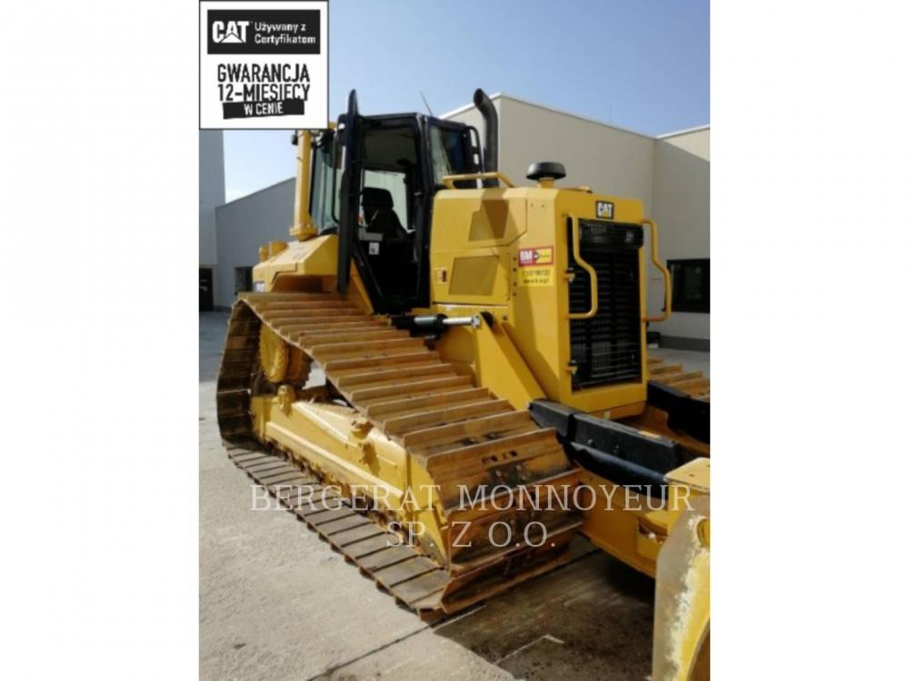 Detail photo of 2017 Caterpillar D6N LGP from Construction Equipment Guide