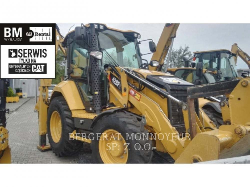 Detail photo of 2018 Caterpillar 428F from Construction Equipment Guide