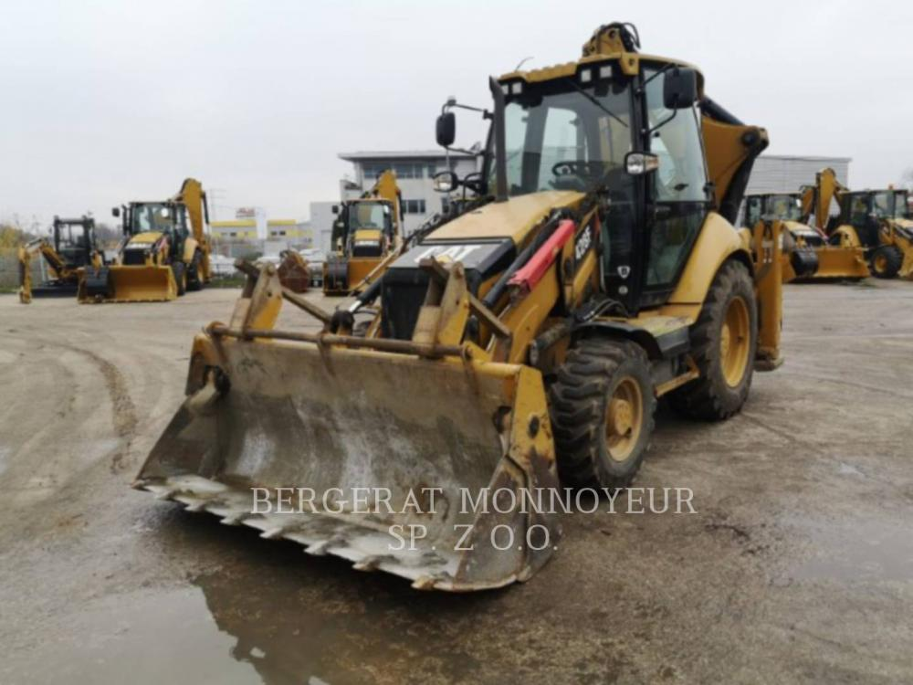 Detail photo of 2012 Caterpillar 428F from Construction Equipment Guide