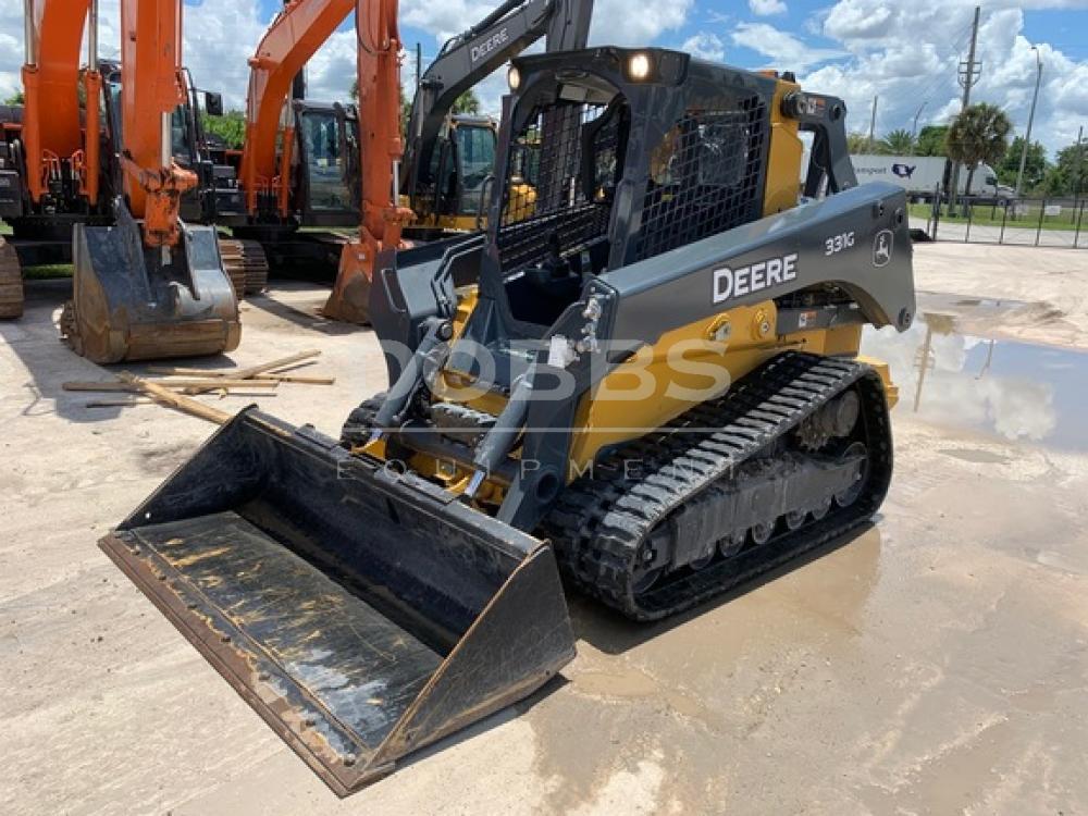 Detail photo of 2019 John Deere 331G from Construction Equipment Guide