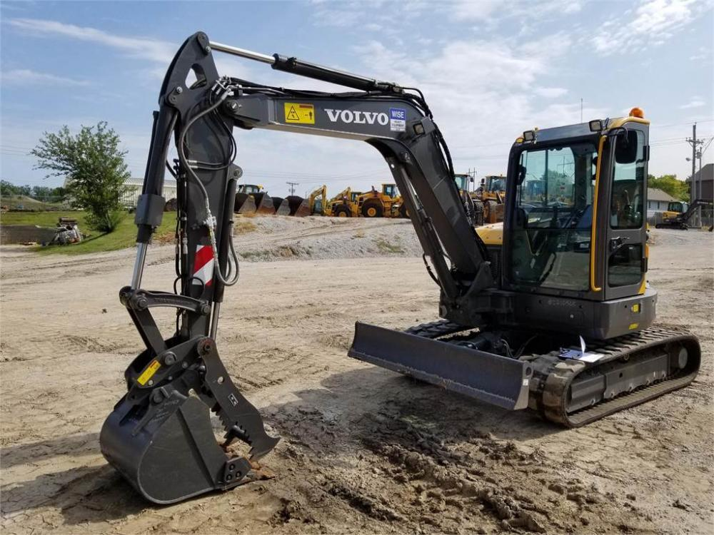 Detail photo of 2018 Volvo ECR58D from Construction Equipment Guide
