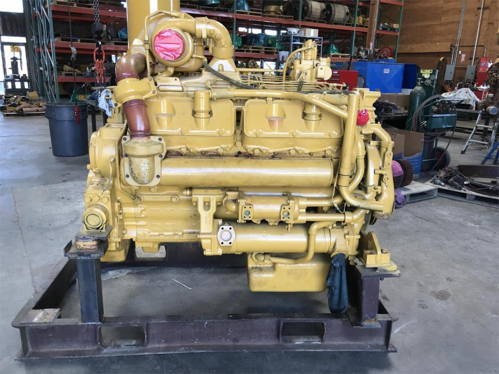 Detail photo of  Caterpillar 1056574 from Construction Equipment Guide