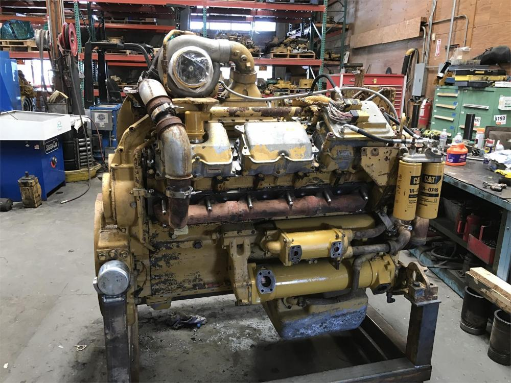 Detail photo of  Caterpillar 1157641 from Construction Equipment Guide