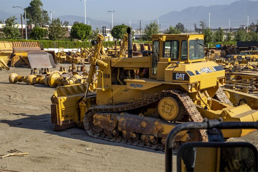 Detail photo of 1987 Caterpillar D10N from Construction Equipment Guide