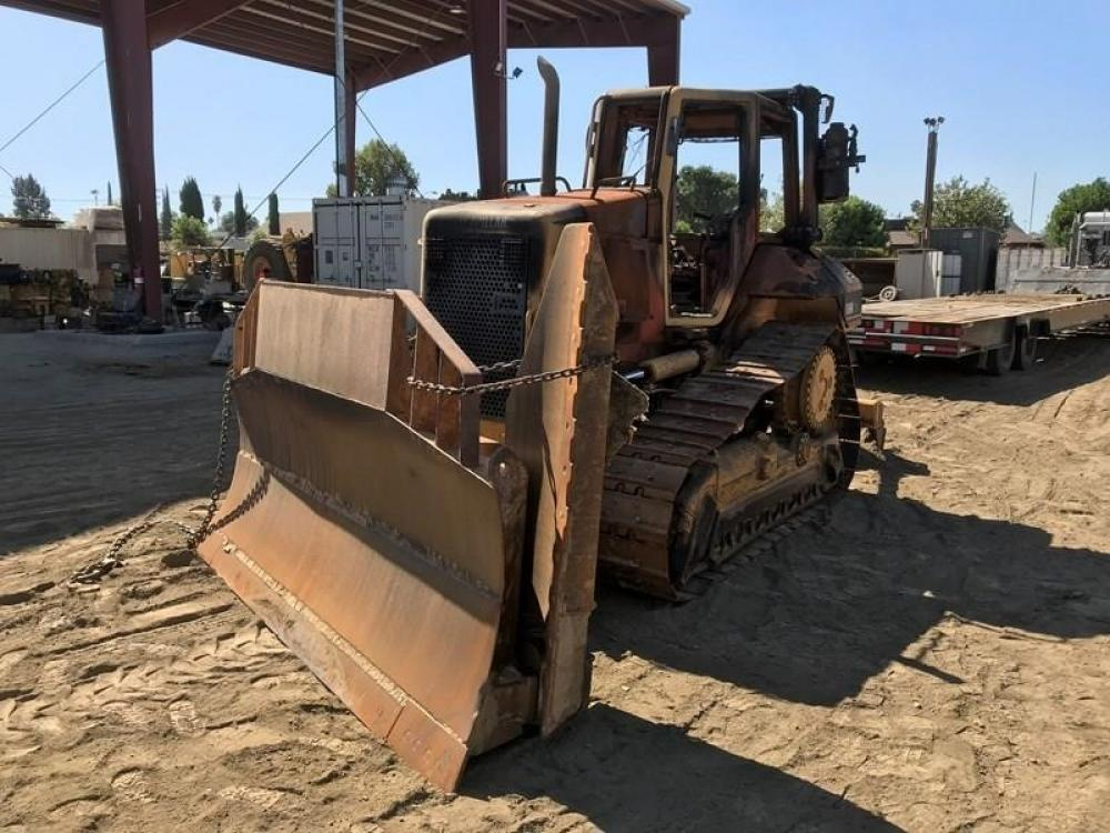 Detail photo of  Caterpillar D6N from Construction Equipment Guide