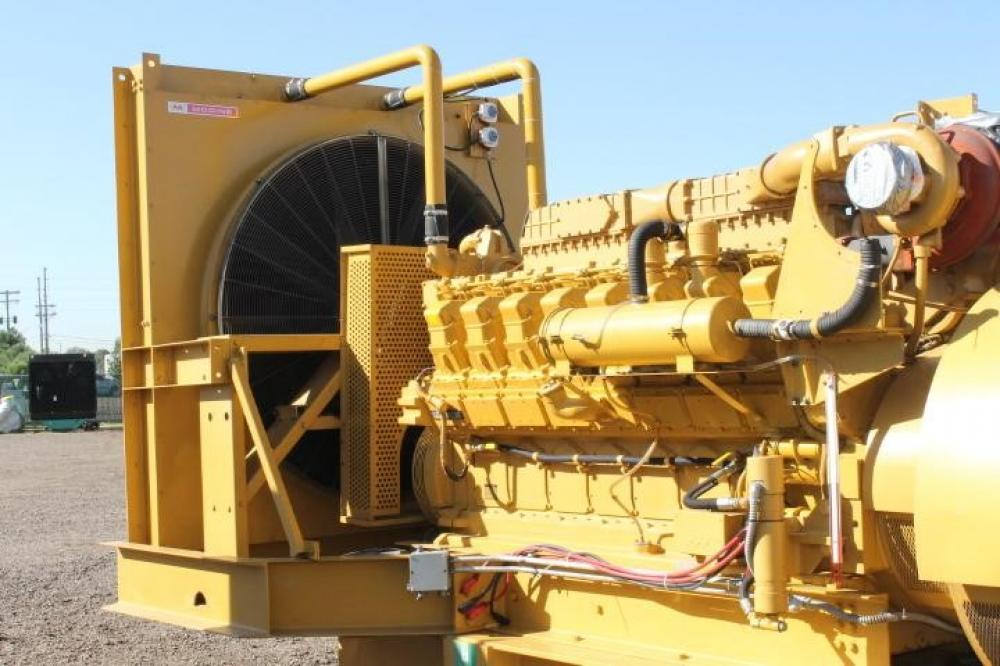 Detail photo of 1997 Caterpillar 2000 KW from Construction Equipment Guide