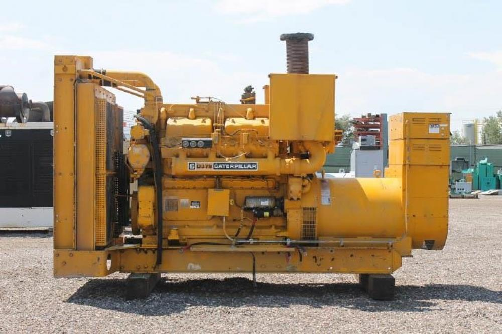 Detail photo of  Caterpillar 450 KW from Construction Equipment Guide