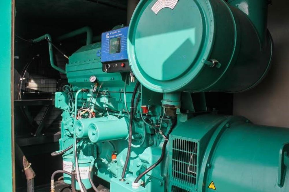 Detail photo of 2007 Cummins 400 KW from Construction Equipment Guide