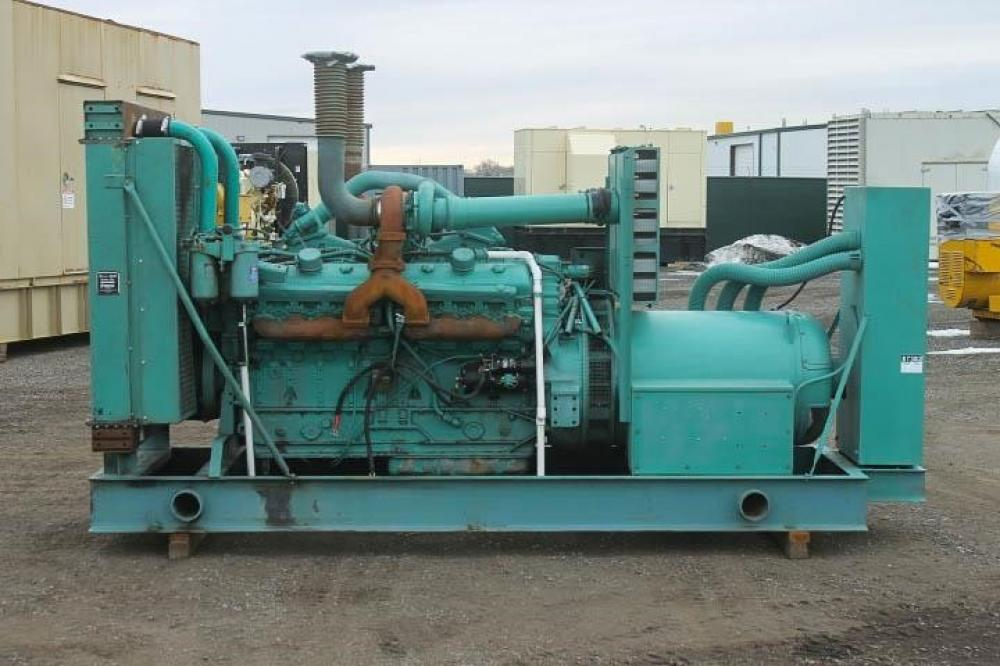 Detail photo of 1979 Detroit Diesel 500 KW from Construction Equipment Guide