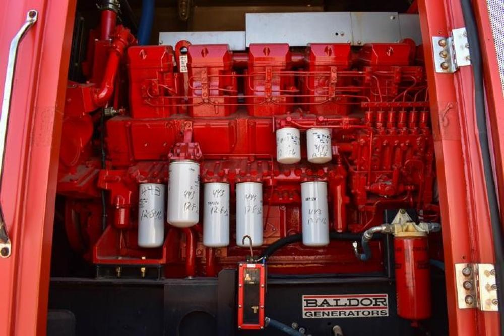 Detail photo of 2009 Baldor 1250 KW from Construction Equipment Guide