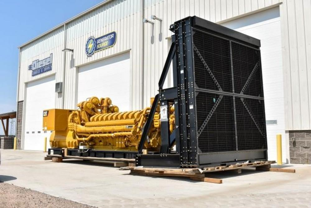 Detail photo of 2015 Caterpillar 4000 KW from Construction Equipment Guide