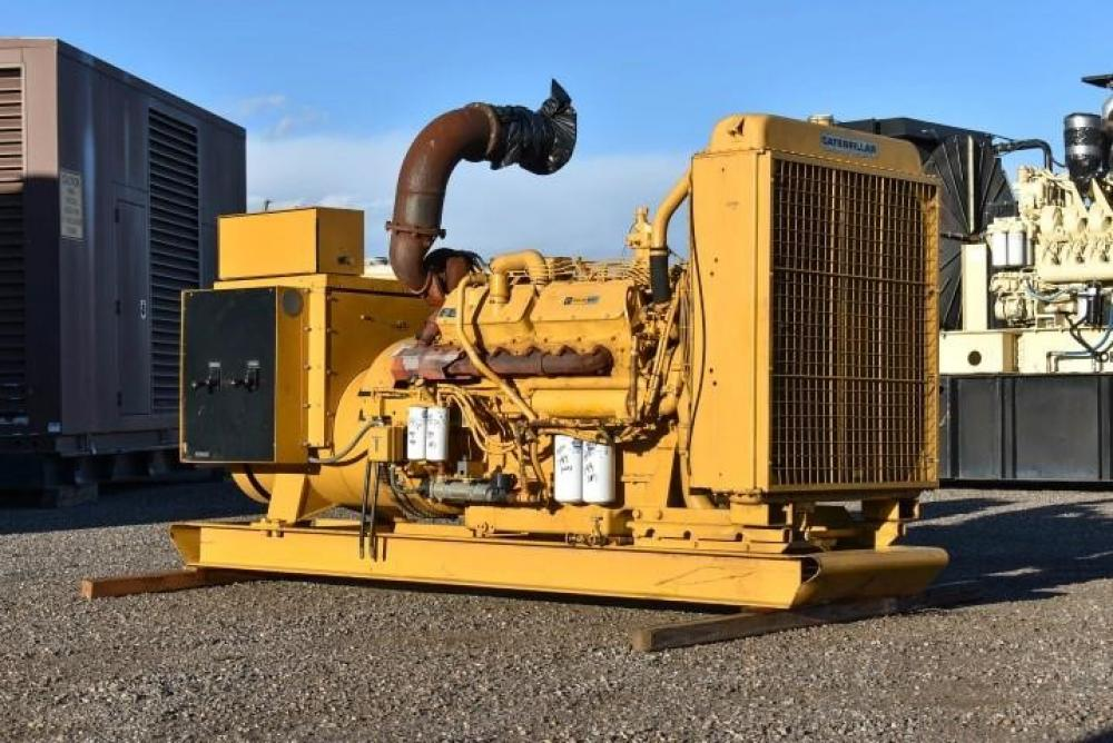 Detail photo of 1982 Caterpillar 470 KW from Construction Equipment Guide