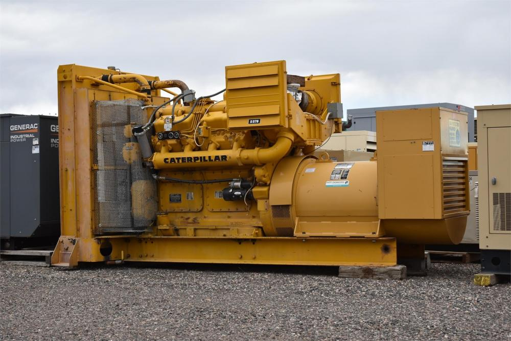 Detail photo of  Caterpillar 300 KW from Construction Equipment Guide