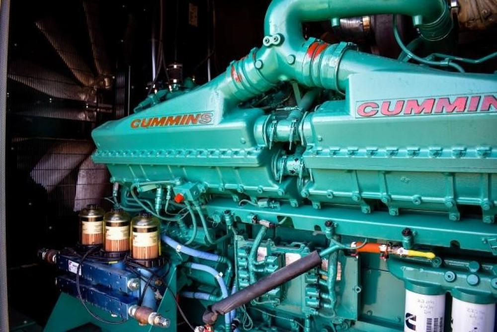 Detail photo of 2012 Cummins 1250 KW from Construction Equipment Guide