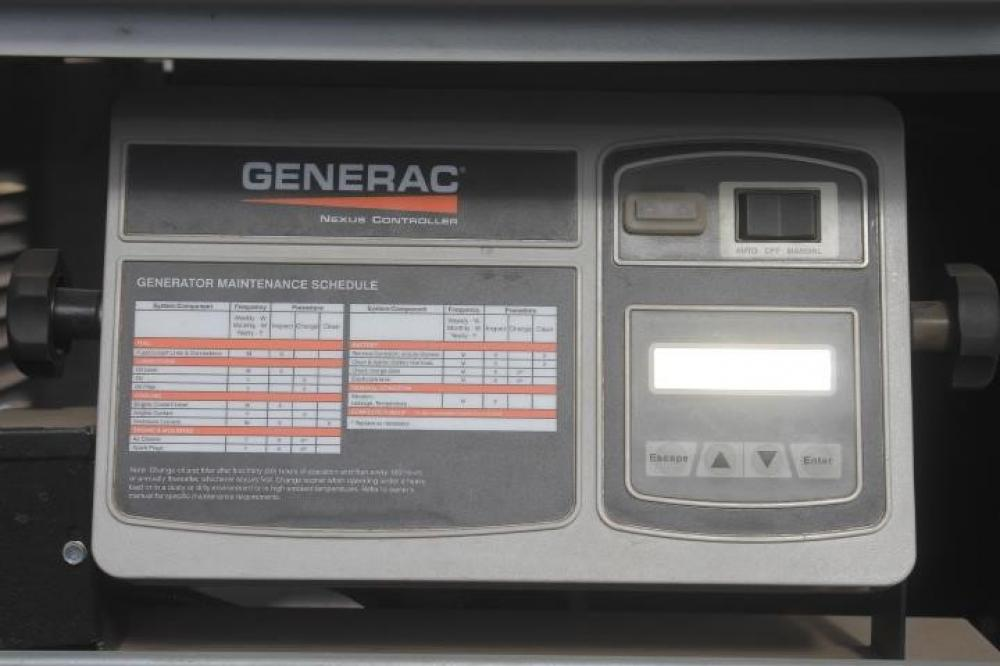 Detail photo of 2012 Generac 20 KW from Construction Equipment Guide