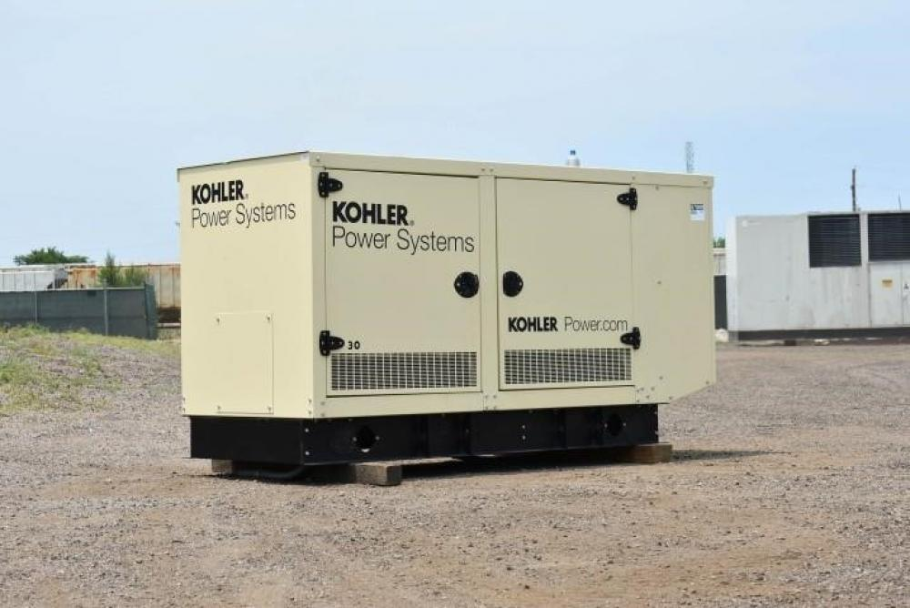 Detail photo of 2014 Kohler 30 KW from Construction Equipment Guide