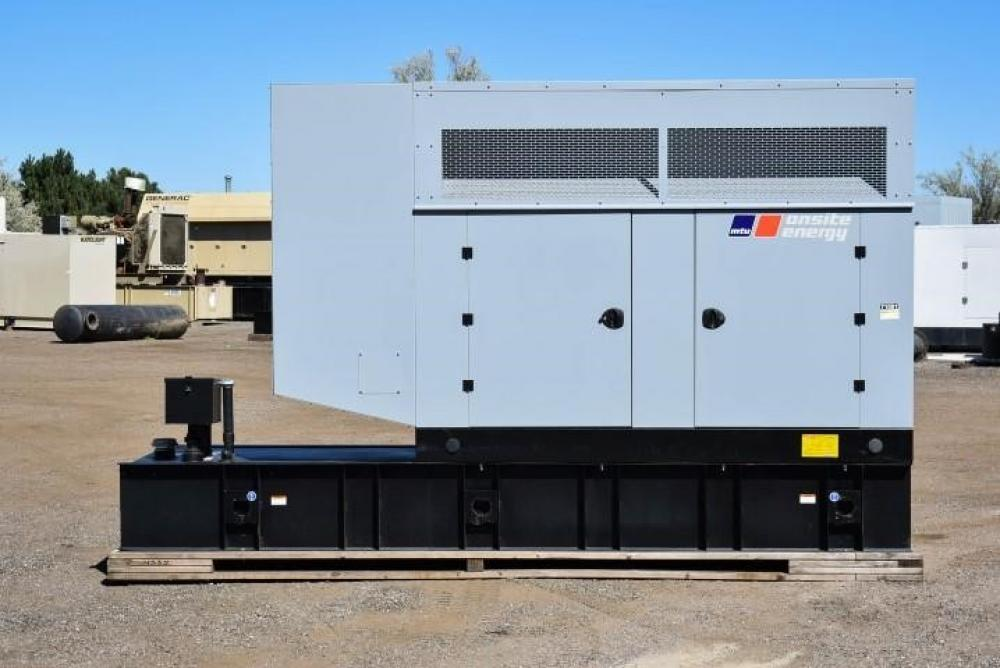 Detail photo of 2018 MTU 200 KW from Construction Equipment Guide