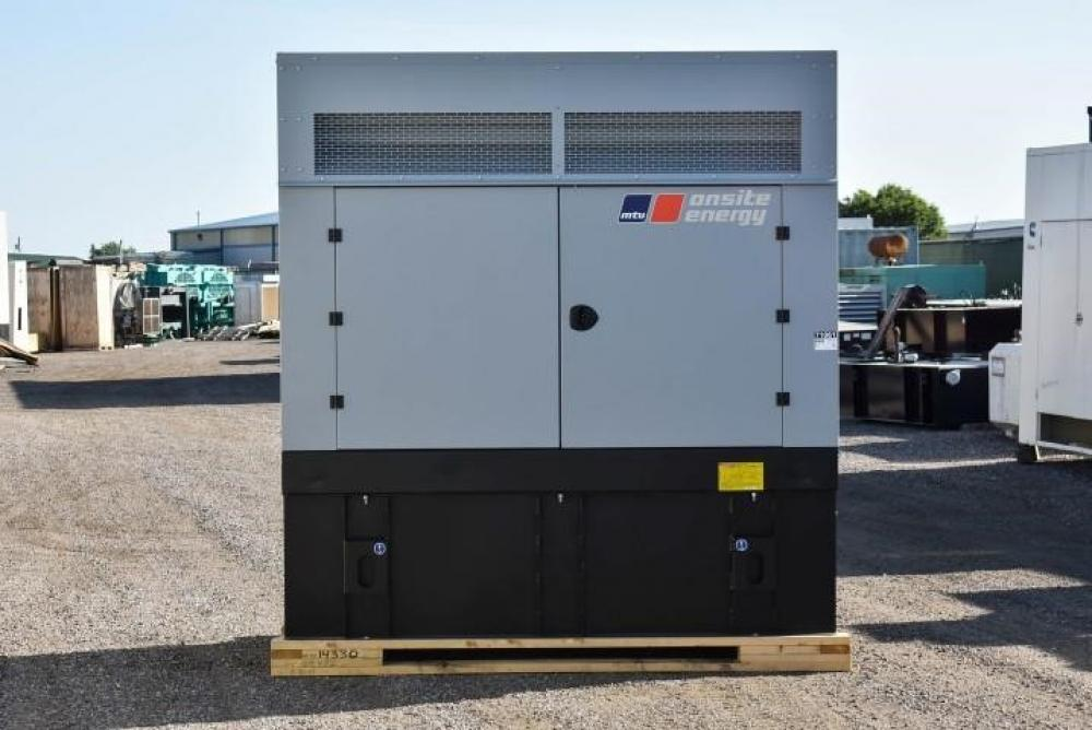 Detail photo of 2018 MTU 100 KW from Construction Equipment Guide