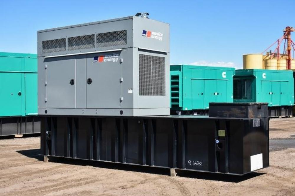 Detail photo of 2012 MTU 200 KW from Construction Equipment Guide