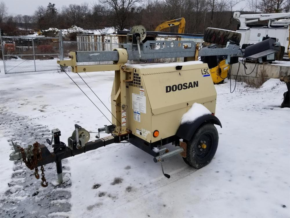Detail photo of  Doosan Portable Power LSCWKUB-60HZ-T4F from Construction Equipment Guide