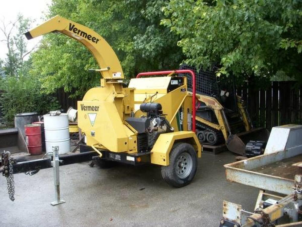 Detail photo of 2012 Vermeer BC900XL from Construction Equipment Guide