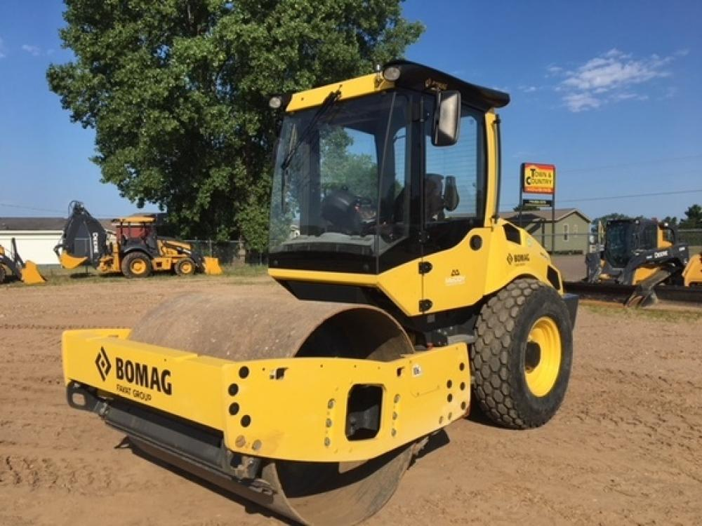 Detail photo of 2016 Bomag BW 177 DH-5 from Construction Equipment Guide