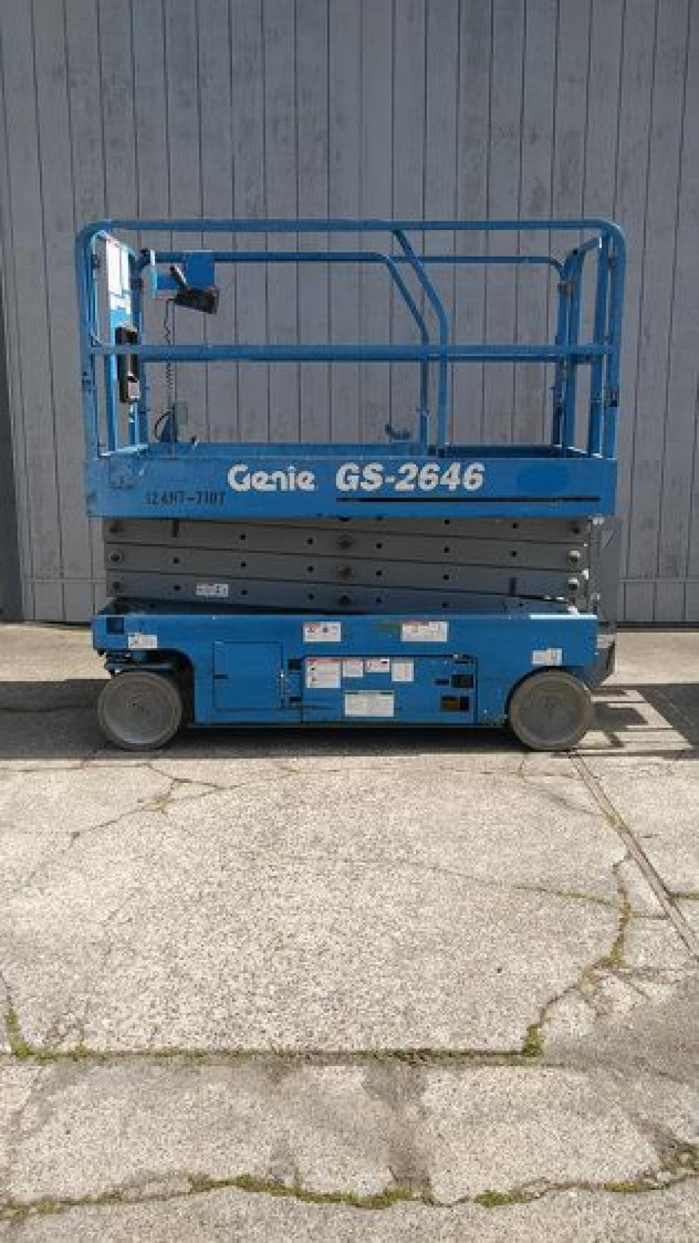 Detail photo of 2012 Genie 2646 from Construction Equipment Guide