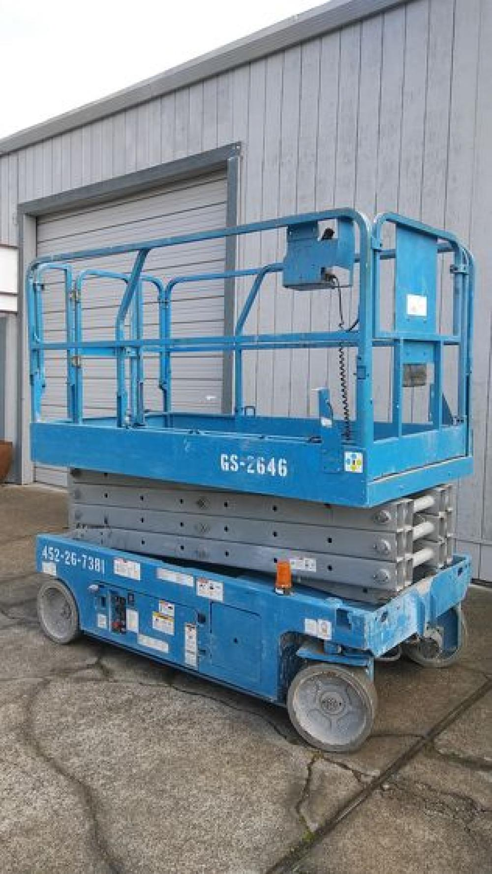 Detail photo of 2007 Genie 2646 from Construction Equipment Guide