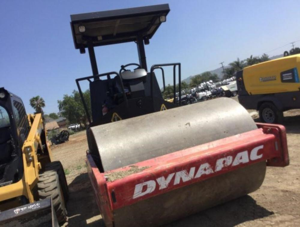 Detail photo of 2014 Dynapac CA150 from Construction Equipment Guide