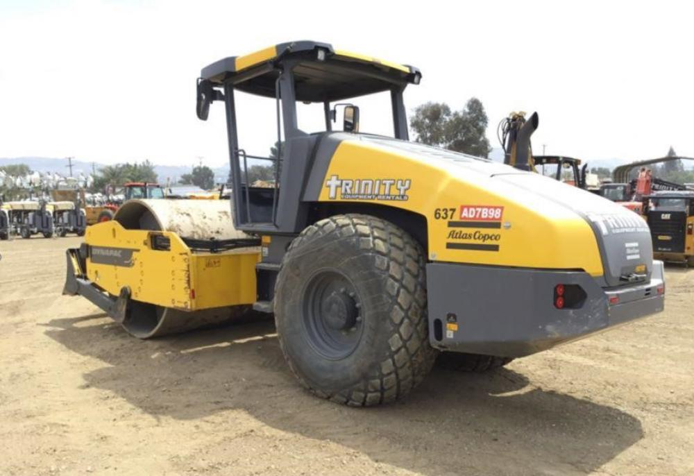 Detail photo of 2016 Dynapac CA3500D from Construction Equipment Guide