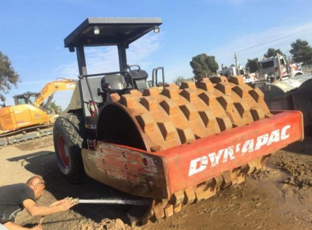 Detail photo of 2012 Dynapac CA250 from Construction Equipment Guide