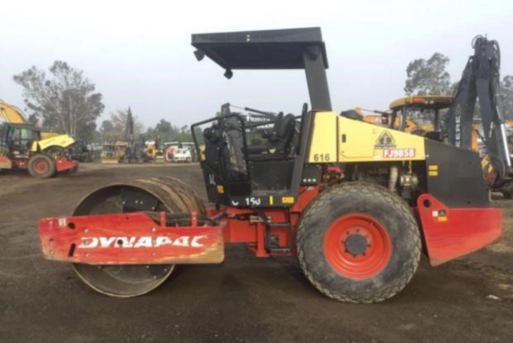 Detail photo of 2013 Dynapac CA150 from Construction Equipment Guide